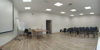 Sala szkoleniowa w Centrum Aktywności Lokalnej
